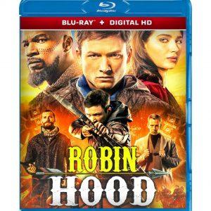 Robin Hood ( Blu-ray 2019) Region free!!!