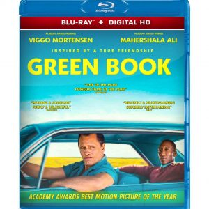 Green Book ( Blu-ray 2019) Region free!!!