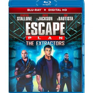 Escape Plan: The Extractors ( Blu-ray 2019) Region free!!!