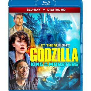 Godzilla: King of the Monsters ( Blu-ray 2019) Region free!!!