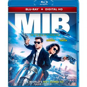 Men in Black: International ( Blu-ray 2019) Region free!!!
