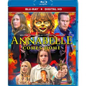 Annabelle Comes Home ( Blu-ray 2019) Region free!!!