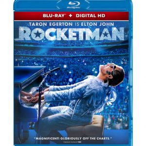 Rocketman (2019) ( Blu-ray 2019) Region free!!!