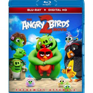 The Angry Birds Movie 2 ( Blu-ray 2019) Region free!!!