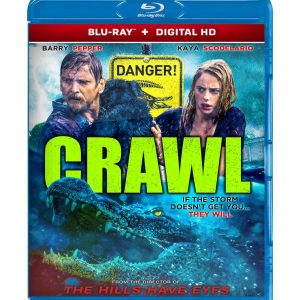 Crawl ( Blu-ray 2019) Region free!!!