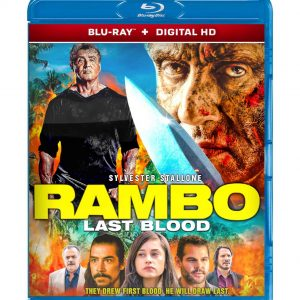 Rambo: Last Blood  ( Blu-ray 2019) Region free!!!