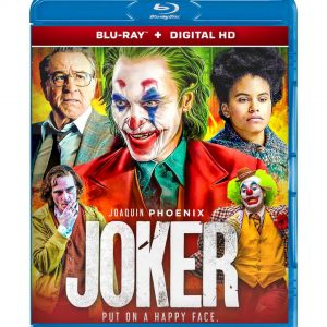 Joker ( Blu-ray 2019) Region free!!!