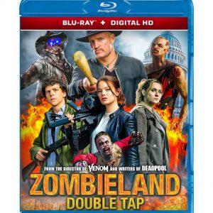 Zombieland: Double Tap ( Blu-ray 2019) Region free!!!