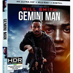 Gemini Man  ( 4K Ultra HD + Blu-ray + Digital )