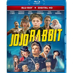 Jojo Rabbit ( Blu-ray 2019) Region free!!!