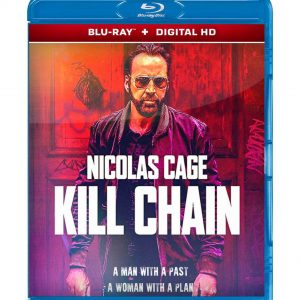 Kill Chain ( Blu-ray 2019) Region free!!!