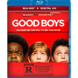 Good Boys ( Blu-ray 2019) Region free!!!