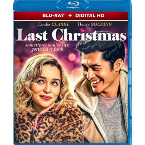 Last Christmas ( Blu-ray 2019) Region free!!!
