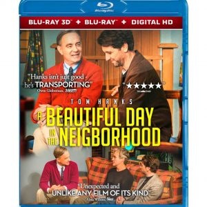 A Beautiful Day in the Neighborhood ( Blu-ray 2019) Region free!!!