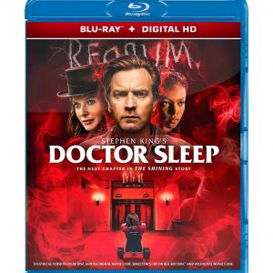 Doctor Sleep ( Blu-ray 2019) Region free!!!