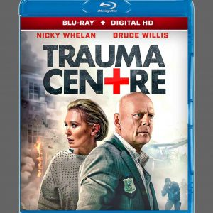 Trauma Center ( Blu-ray 2019) Region free!!!