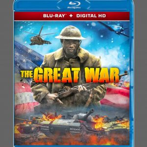 The Great War ( Blu-ray 2019) Region free!!!