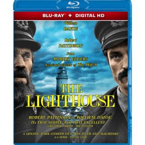 The Lighthouse ( Blu-ray 2019) Region free!!!