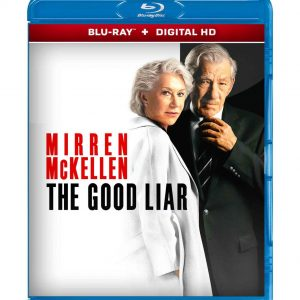 The Good Liar ( Blu-ray 2019) Region free!!!