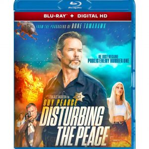 Disturbing The Peace ( Blu-ray 2020) Region free!!!