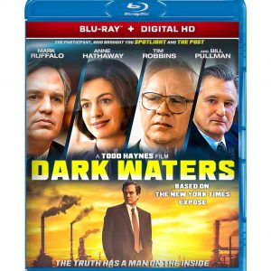 Dark Waters ( Blu-ray 2019) Region free!!!
