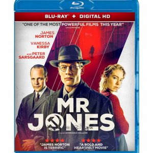 Mr. Jones ( Blu-ray 2019) Region free!!!