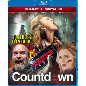 Countdown ( Blu-ray 2019) Region free!!!