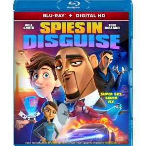 Spies in Disguise ( Blu-ray 2019) Region free!!!