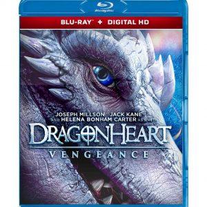 Dragonheart: Vengeance ( Blu-ray 2020) Region free!!!
