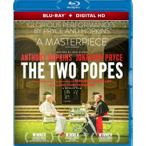 The Two Popes ( Blu-ray 2019) Region free!!!