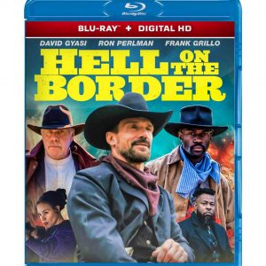 Hell on the Border ( Blu-ray 2019) Region free!!!