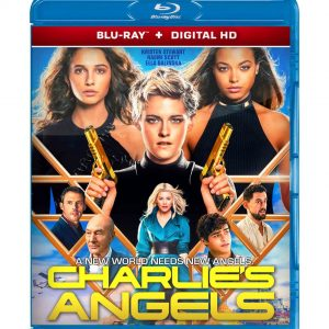 Charlie's Angels ( Blu-ray 2019) Region free!!!