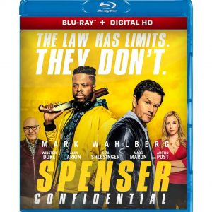 Spenser Confidential ( Blu-ray 2020) Region free!!!
