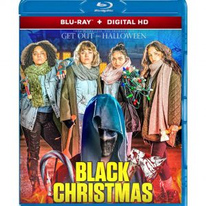 Black Christmas ( Blu-ray 2019) Region free!!!