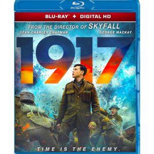 1917 ( Blu-ray 2019) Region free!!!