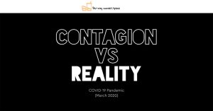 Read more about the article Contagion 2011 movie vs reality 2020. Did it predict Corona virus ???