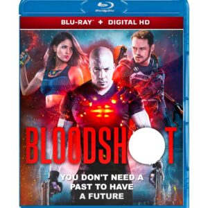 Bloodshot ( Blu-ray 2020 ) Region free !!!