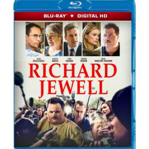 Richard Jewell ( Blu-ray 2019) Region free !!!