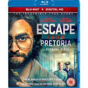 Escape from Pretoria ( Blu-ray 2020) Region free !!!