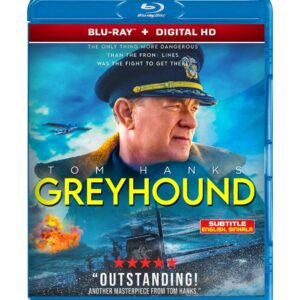 Greyhound ( Blu-ray 2020) Region free !!!