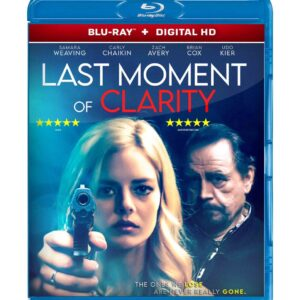 Last Moment of Clarity ( Blu-ray 2020) Region free !!!