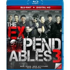 Expendables Movie collection Blu-ray Region free !!!