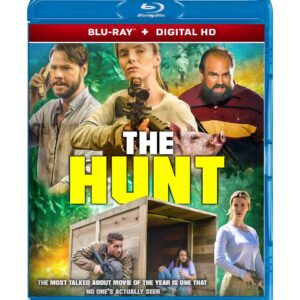 The Hunt ( Blu-ray 2020) Region free !!!