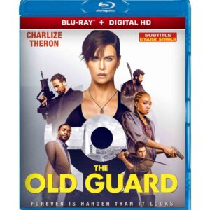 The Old Guard ( Blu-ray 2020) Region free !!!