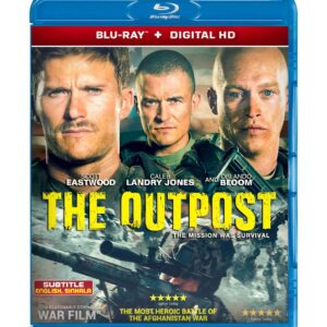 The Outpost ( Blu-ray 2020 ) Region free !!!