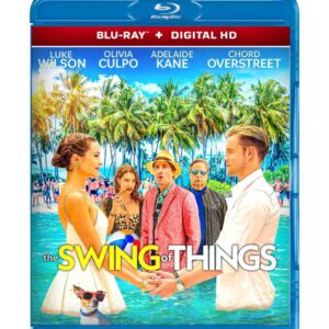 The Swing of Things ( Blu-ray 2020 ) Region free !!!