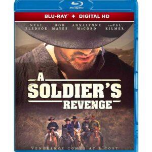 A Soldier's Revenge ( Blu-ray 2020) Region free !!!