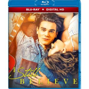 I Still Believe ( Blu-ray 2020) Region free !!!