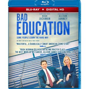 Bad Education ( Blu-ray 2019) Region free !!!