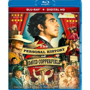The Personal History of David Copperfield ( Blu-ray 2019) Region free !!!